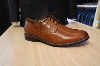 Nunn Bush 5th Ward dress shoe: Plain Toe