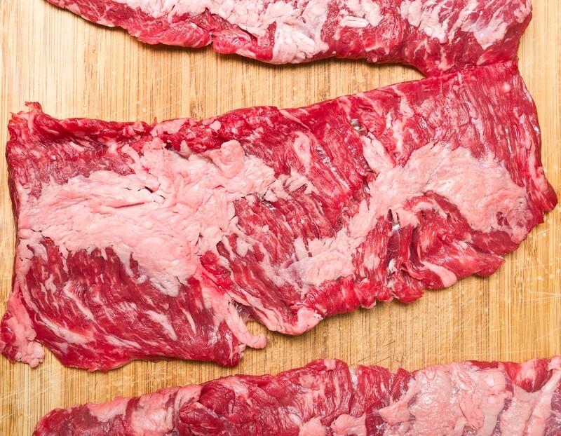 6oz Angus Skirt Steak (Sold in 4PK)