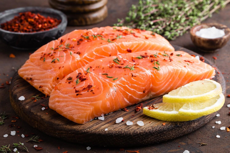 7oz Norwegian Salmon Fillet (Sold in 2PK)