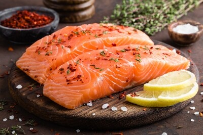 7oz Norwegian Salmon Fillet (Sold in 2PK)