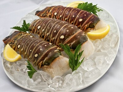 8oz Jumbo Brazilian Lobster Tails (Sold in 2PK)