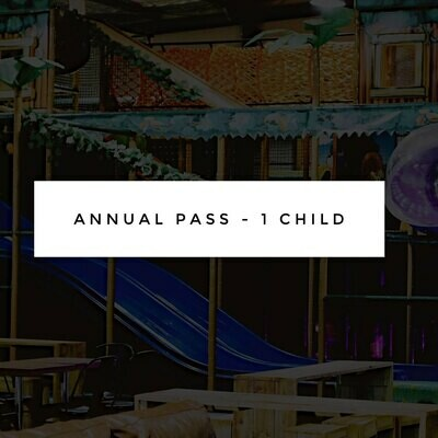 Annual Pass - 1 Child
