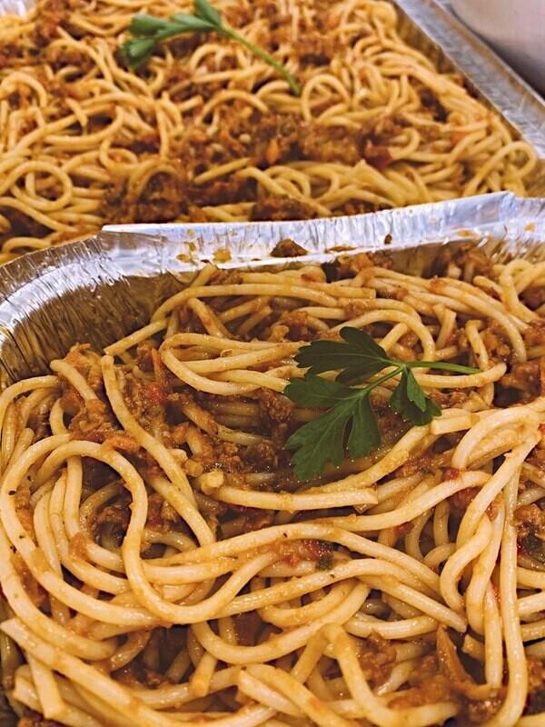 Spaghetti Bolognese - The Ultimate Family Fave!