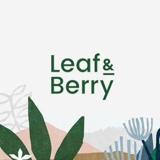 Leaf & Berry Coffee Beans