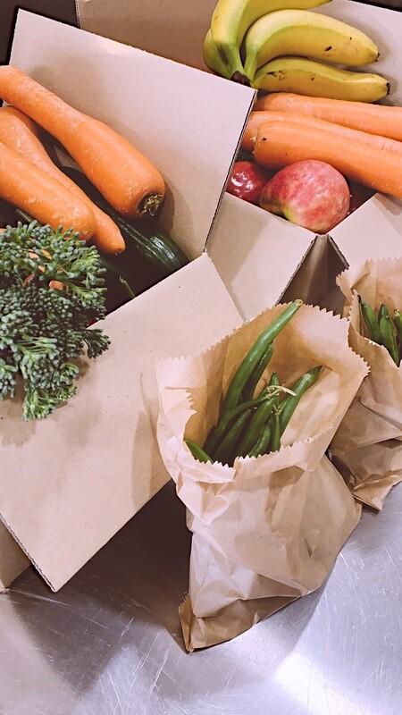 Mixed Fruit & Veg Box