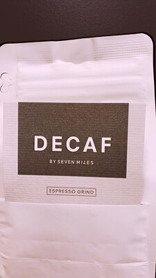 Decaf Espresso Grind 250g