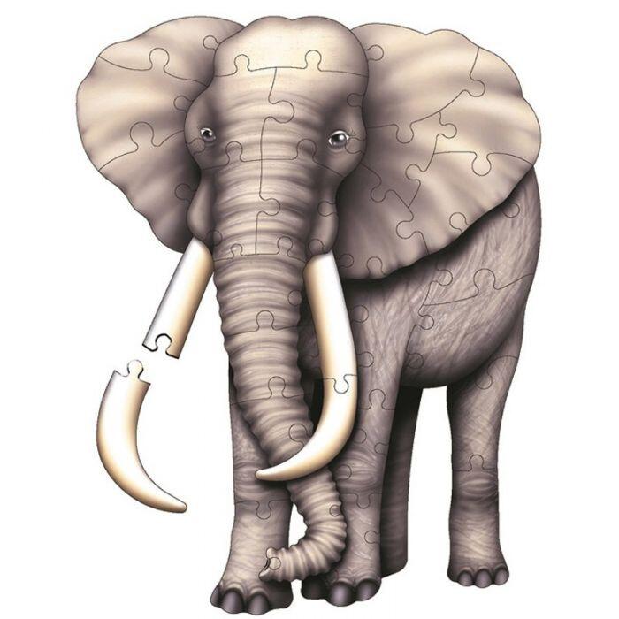 Elephant Floor Puzzle