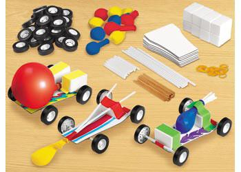 STEM Car Creation Kit