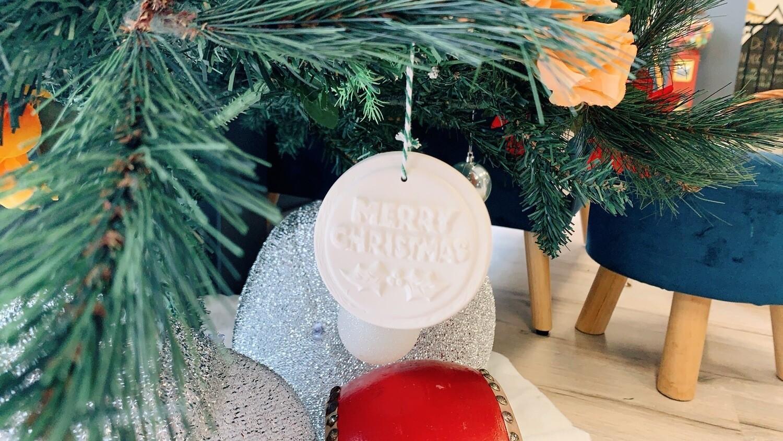 Christmas Decoration Plaster Pack