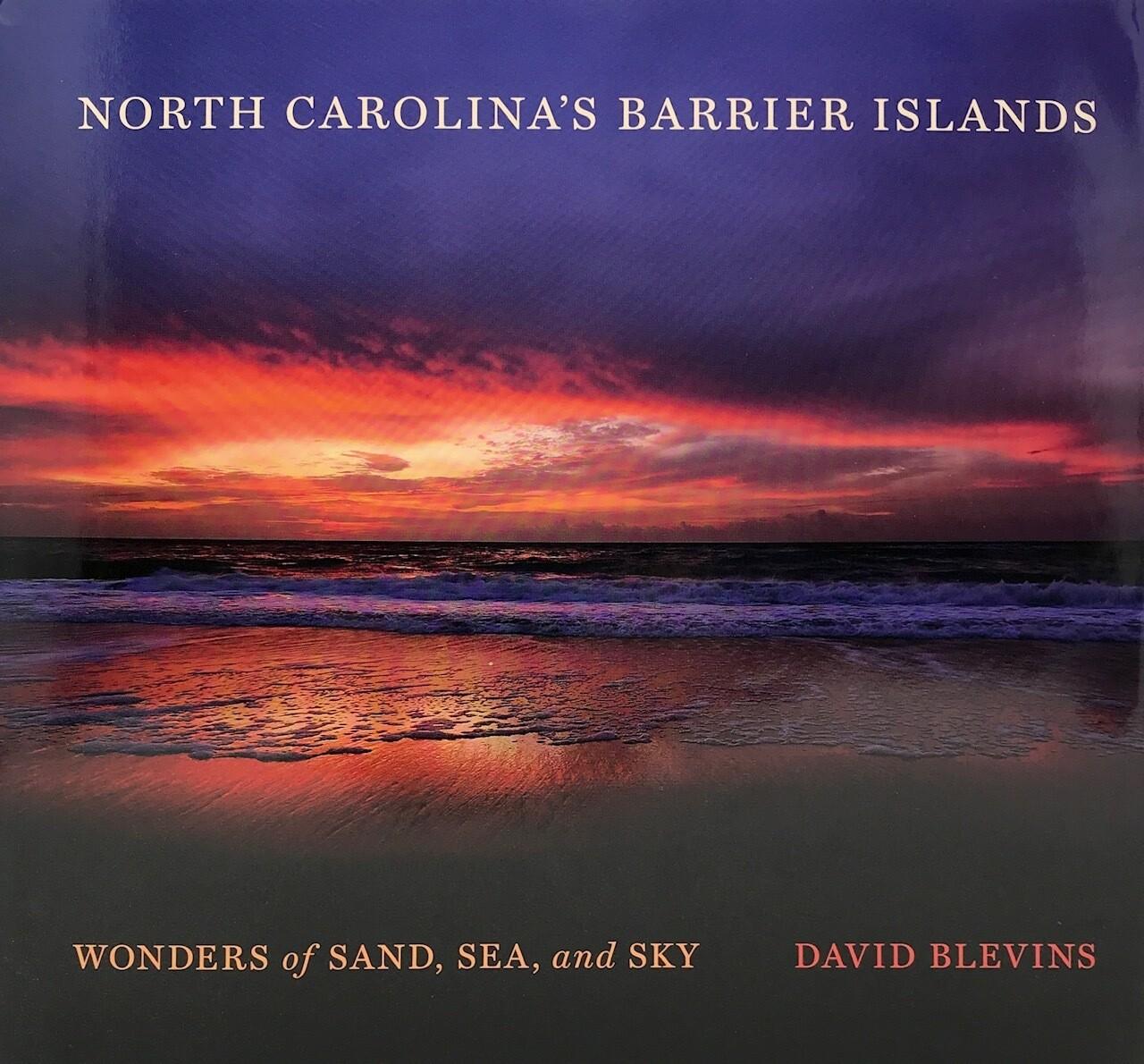 North Carolina's Barrier Islands - Wonders of Sand, Sea, and Sky