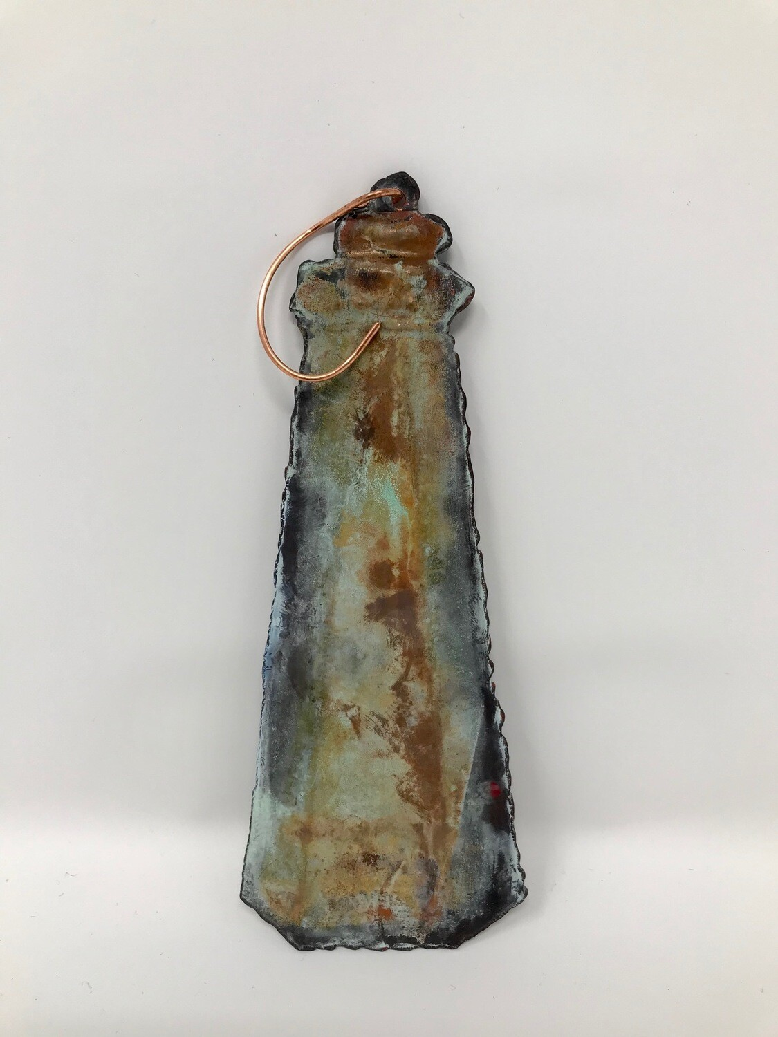 Cape Fear Copper Ornament
