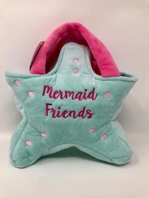 Mermaid Friends Plush Play Set
