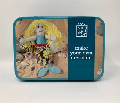 Make Your Own Mermaid Kit