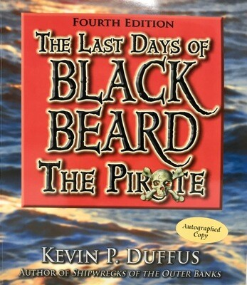 The Last Days of Black Beard the Pirate
