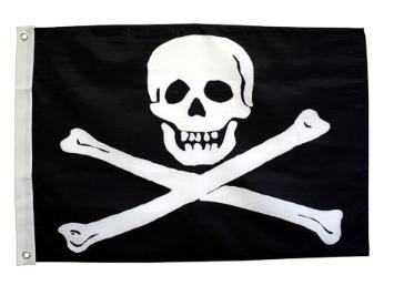 Jolly Roger Flag 3ft. x 5ft.
