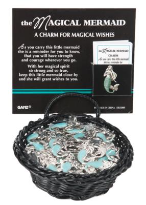 Magical Mermaid Charm