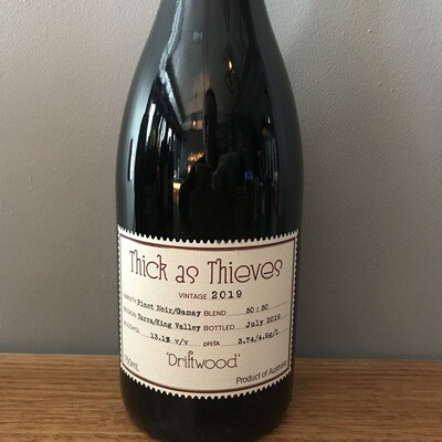 Thick as Thieves Pinot/Gamay Blend 750mL