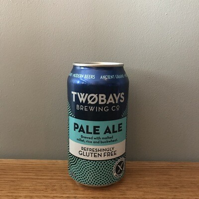 Two Bay's Pale Ale (Gluten Free) 4.5% (4 Pack)