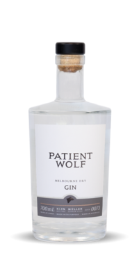 Patient Wolf Melbourne Dry Gin 41.5%