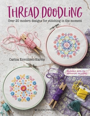 Thread Doodling - Signed Copy