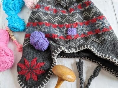 Darning for Knitwear - Online Workshop