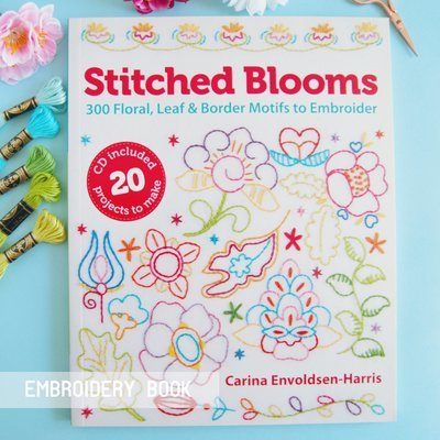 Stitched Blooms - Special order