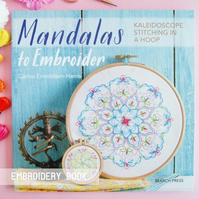 Mandalas to Embroider - Signed Copy