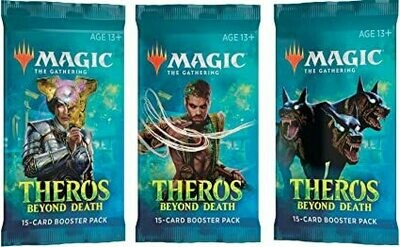MTG Theros: Beyond Death Booster Packs x3