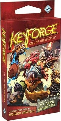 Keyforge: Call of the Archons Deck x2