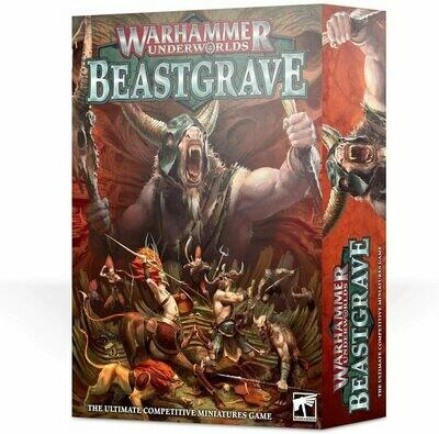 WH Underworlds: BeastGrave Starter