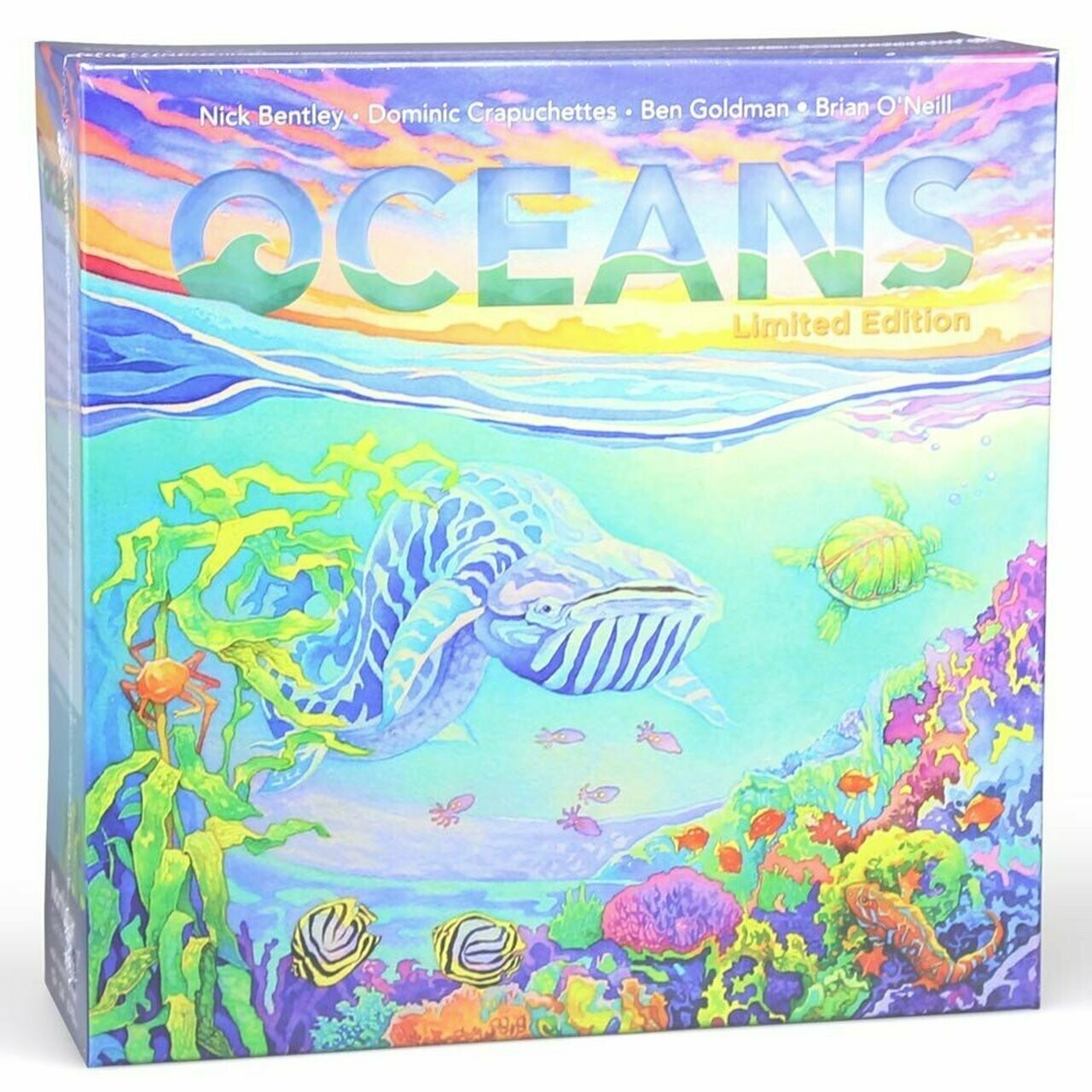 Evolution Oceans: Limited Edition