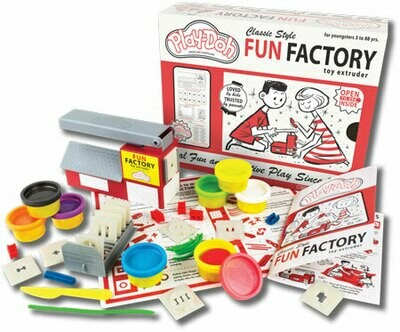 Play-Doh Classic Style Fun Factory