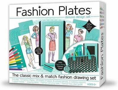 Fashion Plates Deluxe Design Kit
