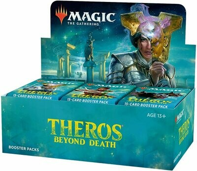 MTG Booster Box- Theros: Beyond Death