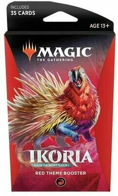 Ikoria Theme Booster- Red
