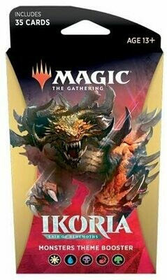 Ikoria Theme Booster- Monster