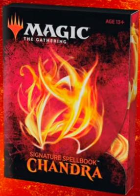 MTG Chandra Spellbook
