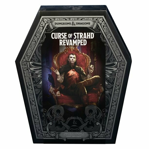 D&D 5e Curse of Strahd Revamped