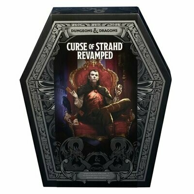 D&D 5e Curse of Strahd Revamped