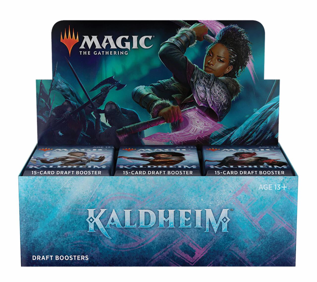 MTG Kaldheim Booster Box