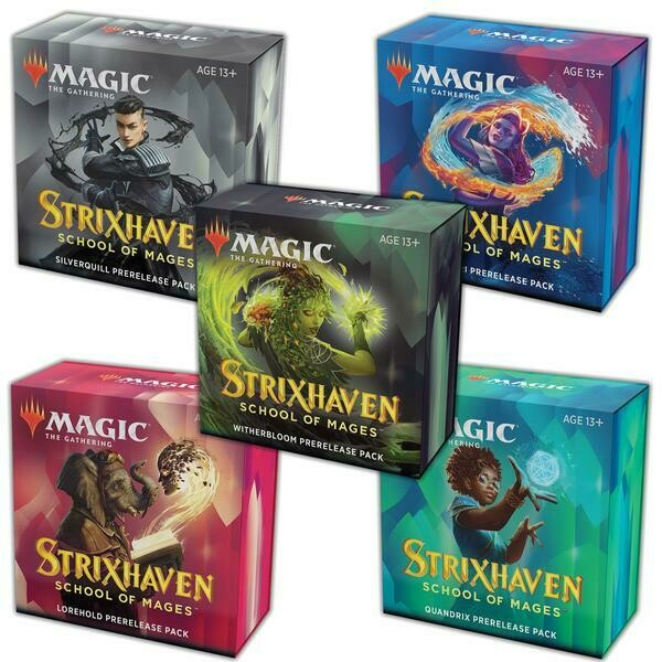 Strixhaven College Party Pack