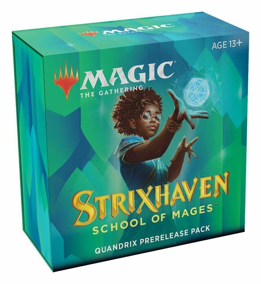 Strixhaven Quandrix Prerelease Kit
