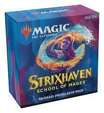 Strixhaven Prismari Prerelease Kit