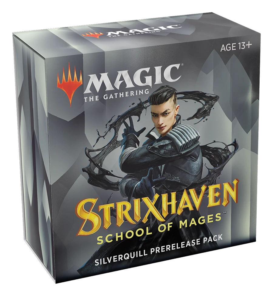 Strixhaven Silverquill Prerelease Kit