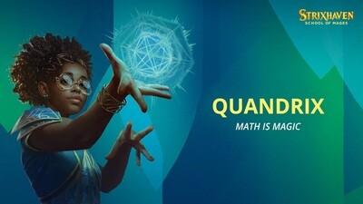 Quandrix - Strixhaven Commander Deck