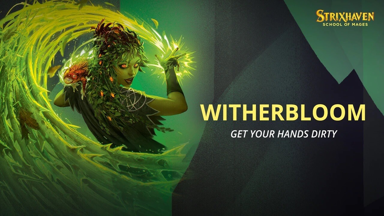 Witherbloom - Strixhaven Commander Deck