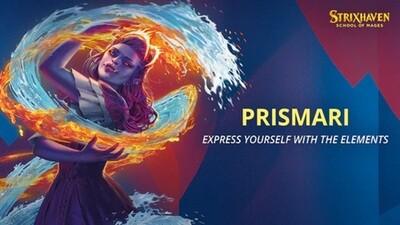Prismari - Strixhaven Commander Deck