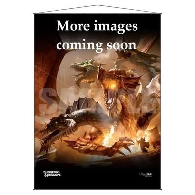 D&D Official Wall Scroll Preorder