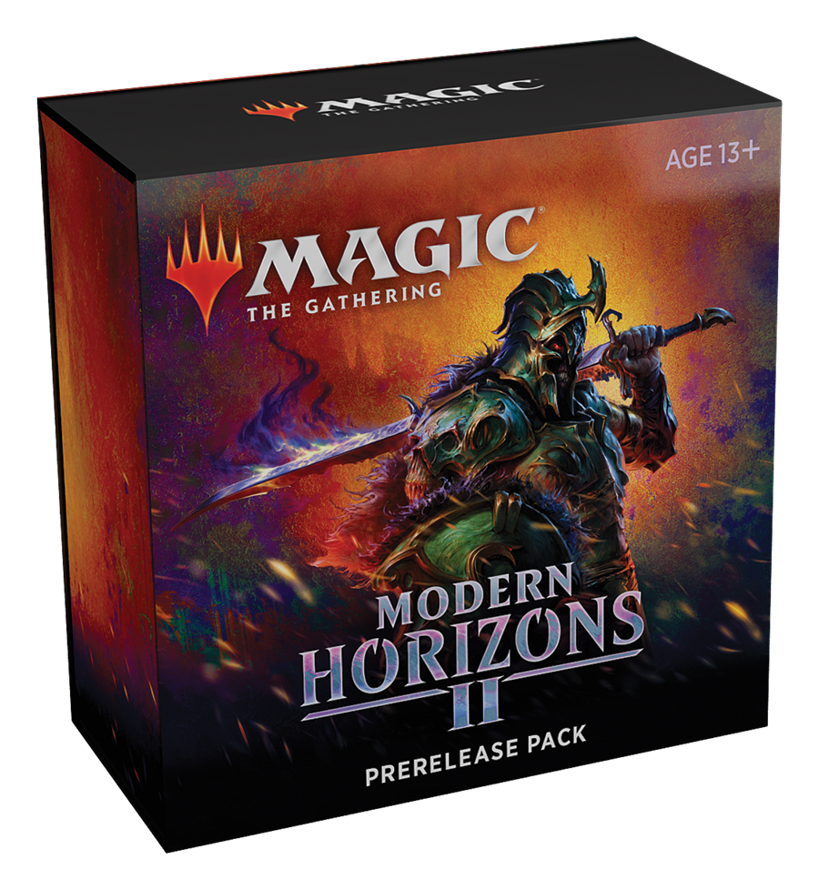 Modern Horizons 2 Prerelease Duel at Home