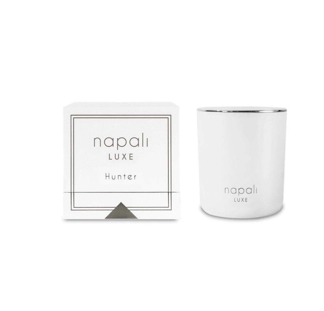 NAPALI - LUXE (100%coconut wax) Candle-HUNTER-600g